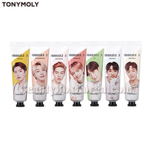 TONYMOLY MONSTA X I'm Hand Cream 30ml+Photo Card 1ea,Beauty Box Korea