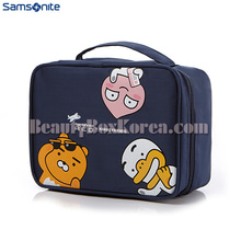 SAMSONITE RED Cosmetic Pouch Dark Navy 1ea[Kakao Friends Edition2]