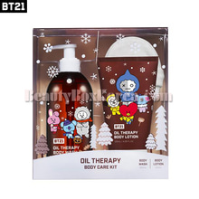 BT21 Oil Therapy Body Care Kit 3items