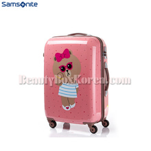 SAMSONITE RED LINE FRIENDS Choco Carrier 65/24 Pink 1ea