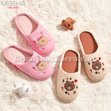 MISSHA LINE FRIENDS House Shoes 1pair