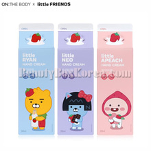 ON THE BODY little Friends Hand Cream 50ml