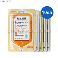 LABIOTTE Dr.Signal Sheet Mask 18ml*10ea