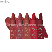ROMAND Zero Gram Lipstick 3.5g[Sunset Edition]