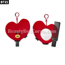 BT21 Mirror&Comb Set 1ea
