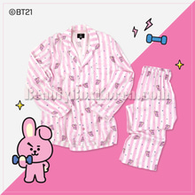 HUNT INNERWEAR BT21 Pajama Set 1ea