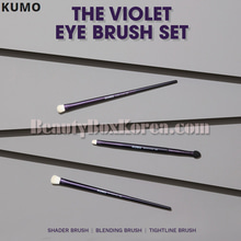 KUMO X SSIN The Violet Eye Brush Set 3items