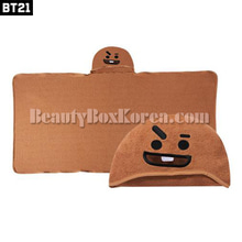 BT21 Hooded Towel 1ea