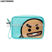 LINE FRIENDS BT21 Enamel Pouch 1ea