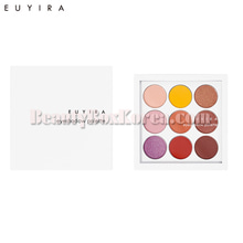 EUYIRA Natural Colorful Nine Eyeshadow Palette
