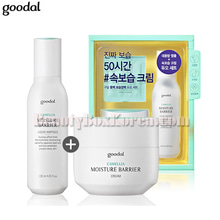 GOODAL Camellia Moisture Barrier Duo Set 2items