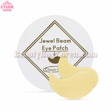ETUDE HOUSE Jewel Beam Eye Patch Classic Gold 1.4g 60sheets