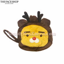 THE FACE SHOP KAKAO FRIENDS Little Friends Rudolph Little Ryan Pouch 1ea