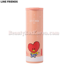 LINE FRIENDS Winter BT21 Stainless Tumbler 460ml 1ea