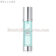 WELLAGE Real Hyaluronic Capsule Serum 50ml