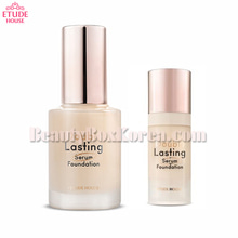 ETUDE HOUSE Double Lasting Serum Foundation 30ml&Double Lasting Serum Foundation Mini 8ml