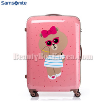 SAMSONITE RED LINE FRIENDS Choco Carrier 75/28 Pink 1ea
