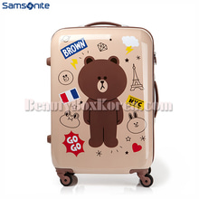 SAMSONITE RED LINE FRIENDS Gentle Brown 65/24 Beige 1ea