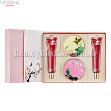 MISSHA ChoGongJin Makeup Special Set 4items[Sweet Flower Limited]