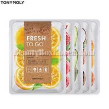 TONYMOLY Fresh To Go Mask Sheet 25g
