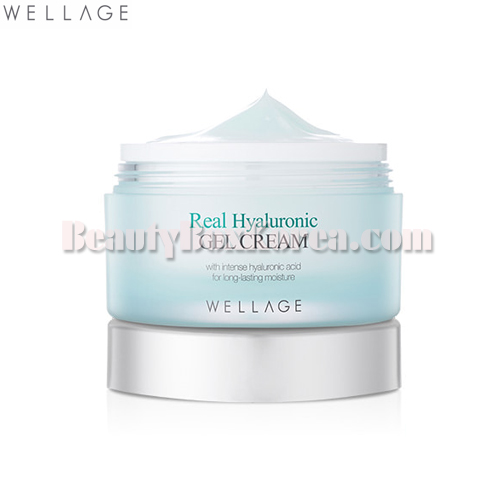WELLAGE Real Hyaluronic Gel Cream 50ml