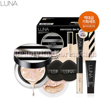 LUNA Essence Water Pact FX Special Set 6items