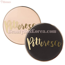 PITTORESCO Cushion Pact 14g+Refill 14g