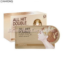 CHAHONG Hair System All Hit Double Hair Pack 40g*10ea