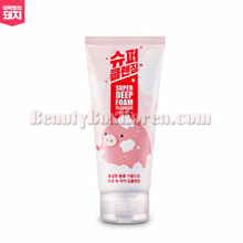 ME FACTORY Super Deep Foam Cleanser 120g,MEFACTORY