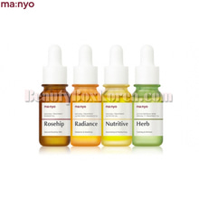 MANYO FACTORY Facial Oil Kit 4items