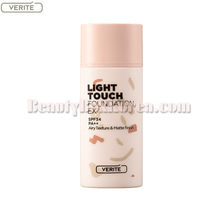 VERITE Light Touch Foundation SPF34 PA++ 35ml