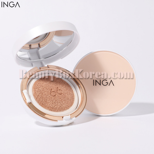INGA 66 Dewdrop Essence Cushion SPF50+ PA++++ 12g