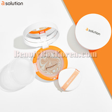 ASOLUTION Acne Clear Repair Cover Pact 12.5g