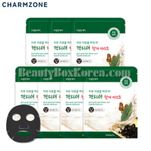 CHARMZONE Drinking Day Oriental Raisin Tree Mask 25ml*7ea