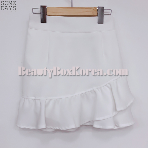 SOMEDAYS Claire Shirring Mini Skirt 1ea