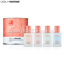 VDL Color Correcting Pimer Mini Kit 4items[PANTONE 19]