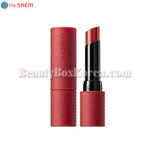 THE SAEM Kissholic Lipstick Semi Matte 4.1g, THE SAEM
