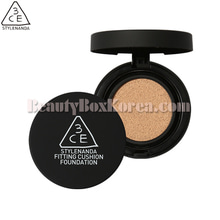 3CE Fitting Cushion Foundation 12g+Refill 12g