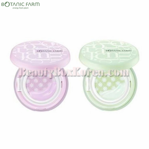 BOTANIC FARM Dot Art Collection CC Cushion SPF50+ PA+++ 15g