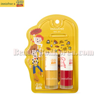 INNISFREE Real Color Nail Set 3items[INNISFREE X TOY STORY]
