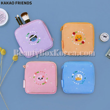 KAKAO FRIENDS Flower Square Pouch 1ea