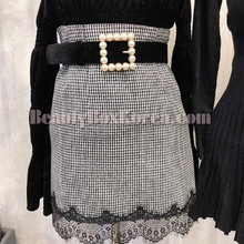 FROMB Lace Skirt 1ea