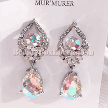 MUR'MURER Romantic Swarovski Romance Holic Earrings 1pair