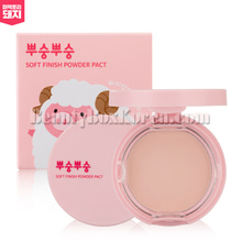ME FACTORY Soft Finish Powder Pact 9g