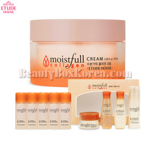 ETUDE HOUSE Moistfull Collagen Cream Set 10items