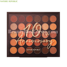 NATURE REPUBLIC Pro Touch Color Master Shadow Palette 14g[X Edition]