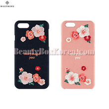 MARYMOND Phone Case Embroidery-Rose Of Sharon 1ea