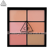 3CE Pro Multi Blush Color Palette #Softner 25.8g