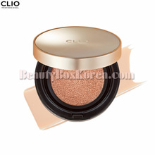 CLIO Stay Perfect Cover Cushion SPF 50+ PA++++ 15g+Refill 15g