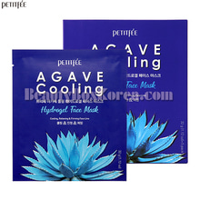 PETITFEE Agave Coolilng Hydrogel Face Mask 32g*5ea